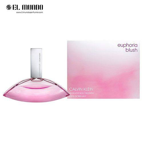 عطر ادکلن زنانه ایفوریا بلاش ادوتویلت ۱۰۰ میل Calvin Klein Euphoria Blush