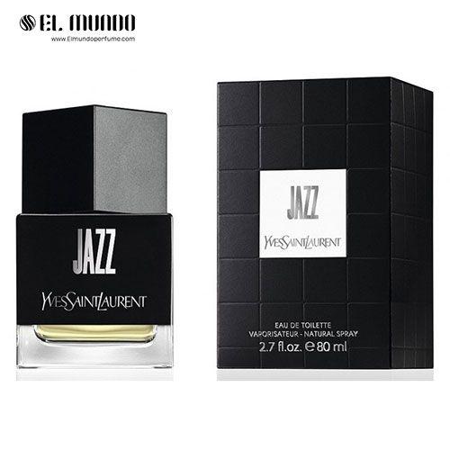 عطر و ادکلن مردانه ایو سن لورن لا کالکشن جاز ادوتویلت ۱۰۰ میل YSL La Collection Jazz