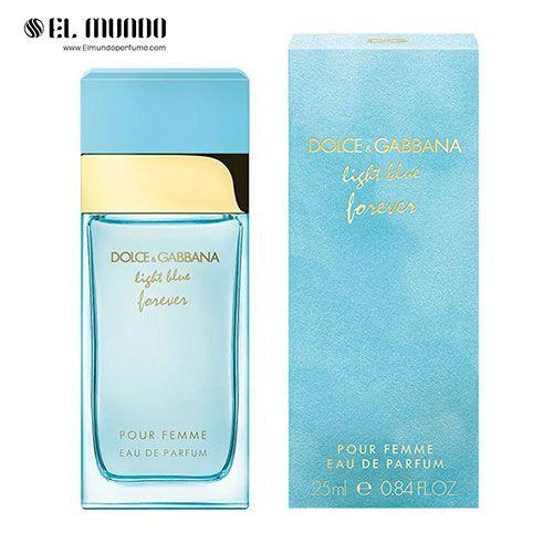 عطر ادکلن زنانه دولچه اند گابانا لایت بلو فلاور ۲۰۲۱ ادوپرفیوم ۱۰۰ میل Light Blue Forever Dolce&Gabbana