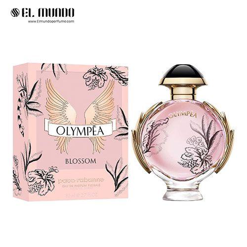 عطر ادکلن زنانه پاکو رابان المپیا بلوسوم ادوپرفیوم ۸۰ میل Olympea Blossom Paco Rabanne