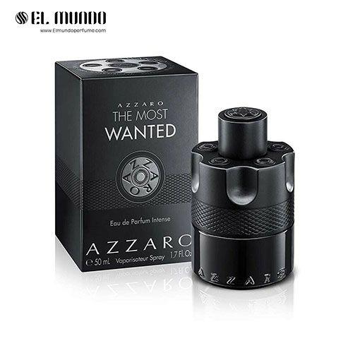 عطر ادکلن مردانه آزارو د موست وانتد ادوپرفیوم ۵۰ میل The Most Wanted Azzaro