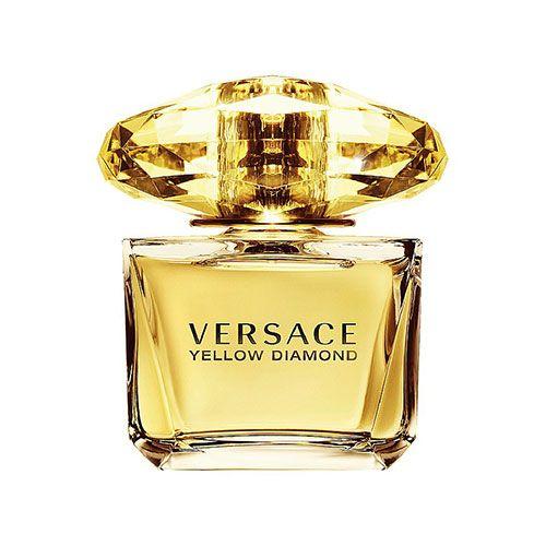عطر ادکلن زنانه ورساچه یلو دیاموند ادوتویلت ۹۰ میل Yellow Diamond Versace