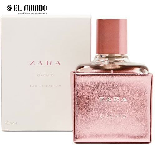 عطر ادکلن زنانه زارا ارکید ۲۰۱۶ ادوپرفیوم ۱۰۰ میل Zara Orchid 2016