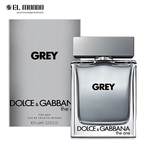 عطر ادکلن مردانه دلچه گابانا د وان گری ادوتویلت ۱۰۰ میل Dolce&Gabbana The One Grey
