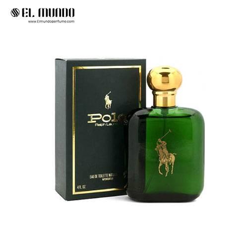 عطر ادکلن مردانه رالف لورن پولو سبز ادوتویلت ۱۱۸ میل Ralph Lauren Polo
