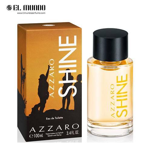 عطر ادکلن آزارو شاین ادوتویلت ۱۰۰ میل Shine Azzaro for women and men