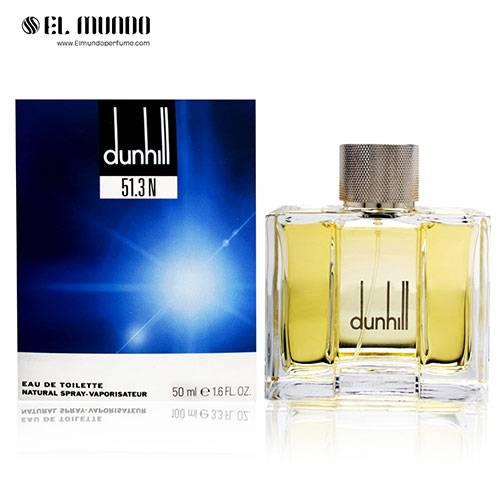 عطر ادکلن مردانه دانهیل آلفرد دانهیل ۵۱.۳ ان ادوتویلت ۱۰۰ میل ۵۱.۳ N Alfred Dunhill
