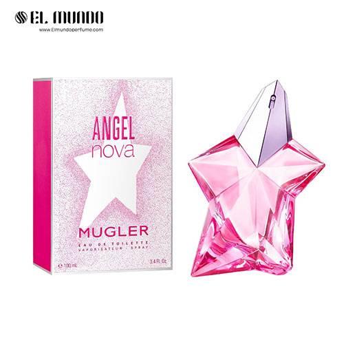 عطر ادکلن زنانه تیری موگلر آنجل نووا ادوتویلت ۱۰۰ میل Angel Nova Eau de Toilette Mugler