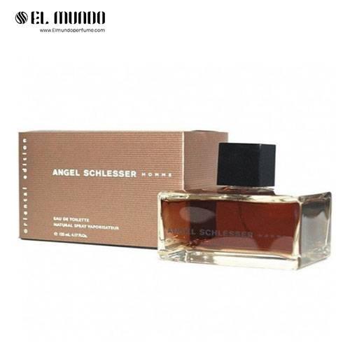 عطر و ادکلن مردانه آنجل شلیسر هوم اورینتال ادیشن ادوتویلت ۱۲۵ میل Angel Schlesser Homme Oriental Edition
