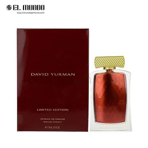 عطر ادکلن دیوید یورمن لیمیتد ادیشن ادوپرفیوم ۷۵ میل David Yurman Limited Edition