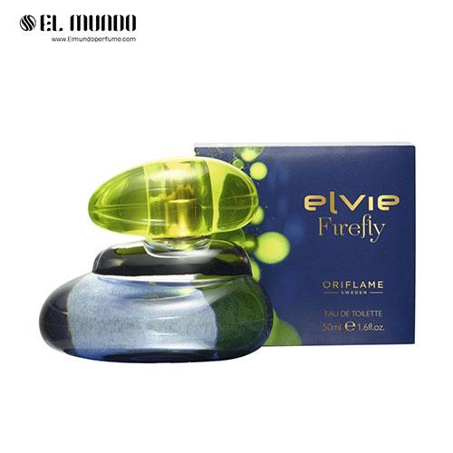 عطر ادکلن زنانه الوی فایرفلای اوریفلیم ادوتویلت ۵۰ میل Elvie Firefly Oriflame