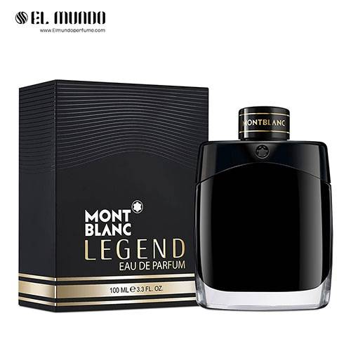 عطر ادکلن مردانه مون بلان لجند ادوپرفیوم ۱۰۰ میل Legend Eau de Parfum Montblanc