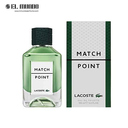 عطر ادکلن مردانه لاگوست مچ پوینت ادوتویلت ۱۰۰ میل Match Point Lacoste Fragrances