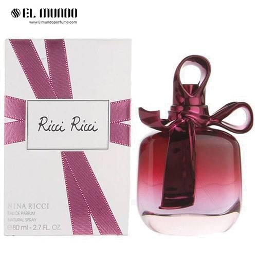 عطر ادکلن زنانه نیناریچی ریچی ریچی ادوپرفیوم ۸۰ میل Nina Ricci Ricci Ricci