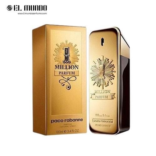 عطر و ادکلن پاکو رابان وان میلیون پرفیوم ۱۰۰ میل Million Parfum Paco Rabanne