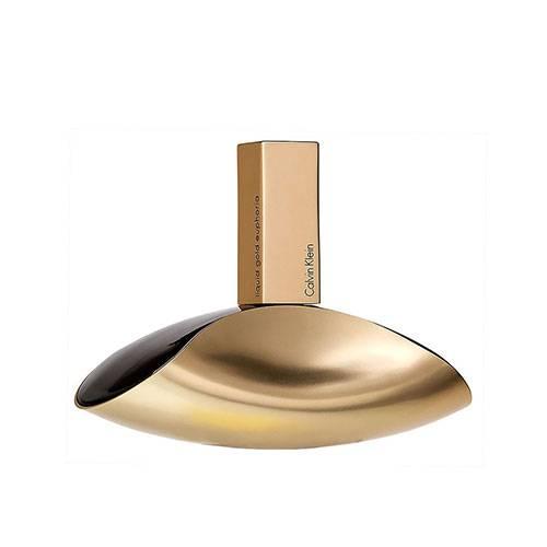 عطر ادکلن زنانه سی کی ایفوریا لیکویید گلد ادوپرفیوم ۱۰۰ میل Ck Euphoria Liquid Gold