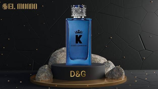 K by Dolce Gabbana Eau de Parfum DolceGabbana for men 100ML 4 - عطر ادکلن مردانه دولچه گابانا گینگ کی بای ادوپرفیوم 100 میل K by Dolce & Gabbana