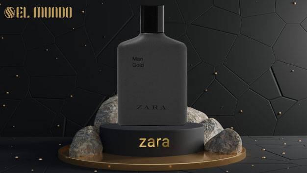 Man Gold Zara for men 100ml 4 - عطر و ادکلن مردانه زارا من گلد ادوتویلت 100 میل Zara Man Gold