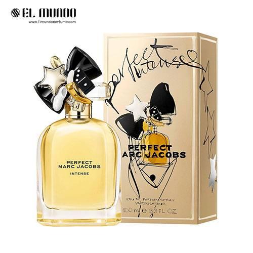 عطر و ادکلن زنانه مارک جاکوبز پرفکت اینتنس ادوپرفیوم ۱۰۰ میل Perfect Intense Marc Jacobs