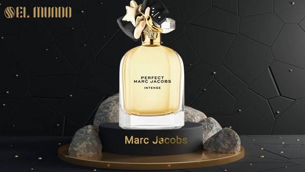 Perfect Intense Marc Jacobs for women 100ml 4 - عطر و ادکلن زنانه مارک جاکوبز پرفکت اینتنس ادوپرفیوم 100 میل Perfect Intense Marc Jacobs