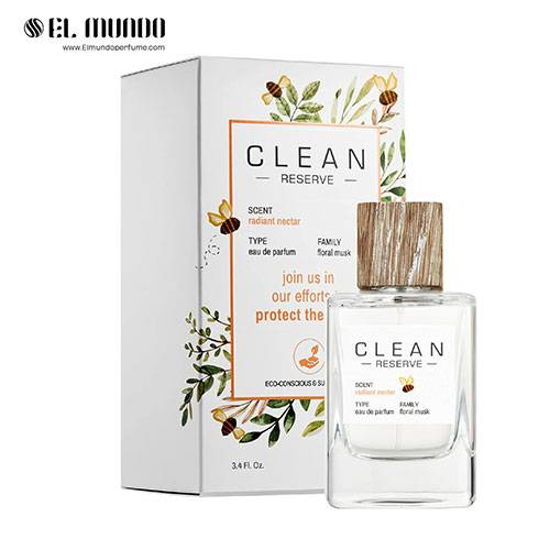 عطر و ادکلن کلین رادیانت نکتار ادوپرفیوم ۱۰۰ میل Radiant Nectar Clean