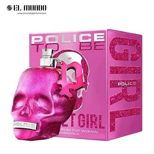عطر و ادکلن زنانه پلیس تو بی سوییت گرل ادوتویلت ۱۲۵ میل To Be Sweet Girl Police