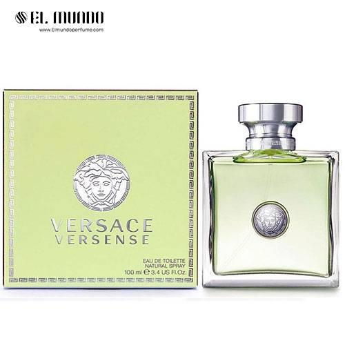 عطر ادکلن زنانه ورساچه ورسنس ادوتویلت ۱۰۰ میل Versace Versense