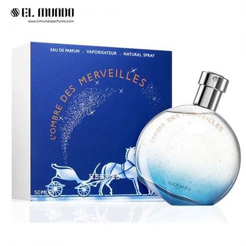 عطر و ادکلن هرمس له امبر (لومبر) دس مرولیس ادوپرفیوم ۱۰۰ میل L'Ombre Des Merveilles Hermès