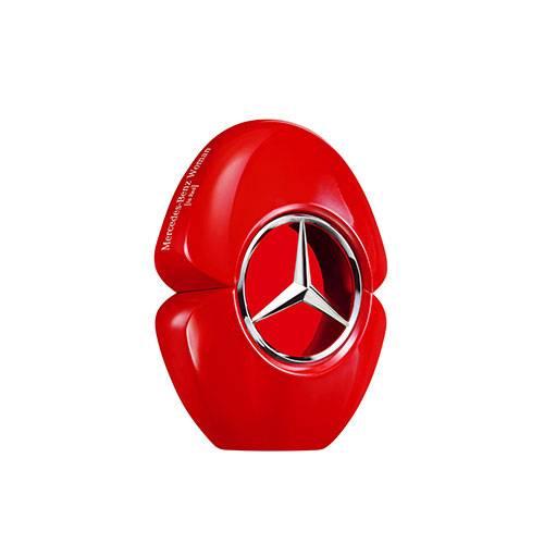 عطر ادکلن زنانه مرسدس بنز وومن این رد ادوپرفیوم ۹۰ میل Woman In Red Mercedes-Benz