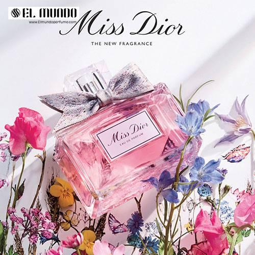 عطر و ادکلن زنانه دیور میس دیور (۲۰۲۱)  ادوپرفیوم ۱۰۰ میل Miss Dior