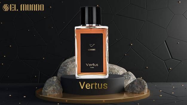 Vertus Ombre Eau De Parfum 200ml 4 - عطر ادکلن ورتوس امبر ادوپرفیوم 200 میل Vertus Ombre