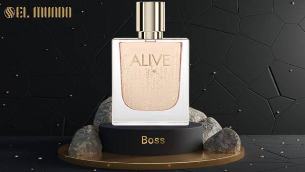 Boss Alive Collector Edition Hugo Boss for women 50ml 3 - عطر ادکلن زنانه هوگو بوس ا لایو ادوپرفیوم 50 میل Boss Alive Collector Edition Hugo Boss