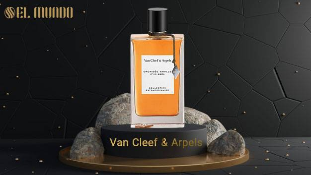 Collection Extraordinaire Orchidee Vanille Van Cleef Arpels for women 75ml 5 - عطر ادکلن ون کلیف اند آرپلز ارکید وانیل ادوپرفیوم ۷۵ میل Collection Extraordinaire Orchidee Vanille Van Cleef & Arpels