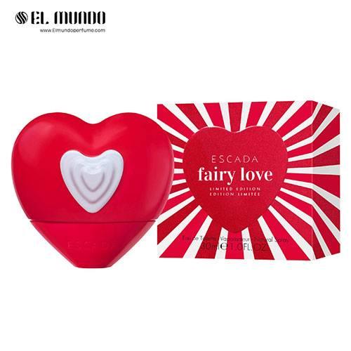 عطر ادکلن زنانه اسکادا فیری لاو ادوپرفیوم ۱۰۰ میل Fairy Love Escada