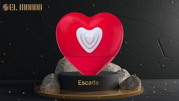 Fairy Love Escada for women 4 1 - عطر ادکلن زنانه اسکادا فیری لاو ادوپرفیوم 100 میل Fairy Love Escada