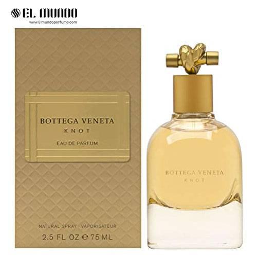 عطر و ادکلن زنانه بوتگا ونتا نات ادوپرفیوم ۷۵ میل Bottega Veneta Knot