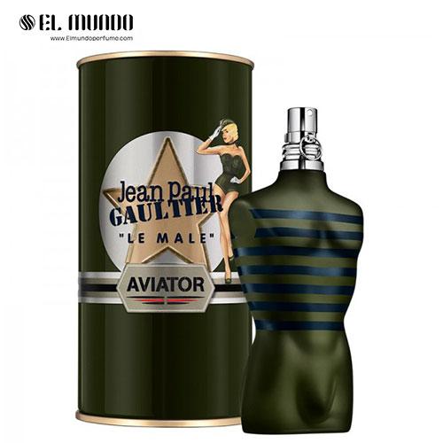 عطر ادکلن مردانه ژان پل گوتیه له میل آویاتور ادوتویلت ۱۰۰ میل Le Male Aviator Jean Paul Gaultier