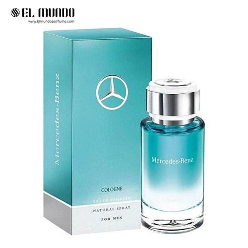 عطر ادکلن مردانه مرسدس بنز کلون ادوتویلت ۱۲۰ میل Mercedes Benz Cologne