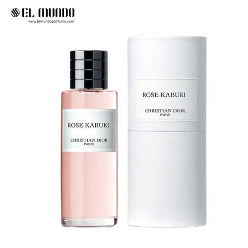 عطر ادکلن دیور رز کابوکی (کبوکی) ۲۰۱۸ ادوپرفیوم ۱۲۵ میل Rose Kabuki Dior 1947 Dior