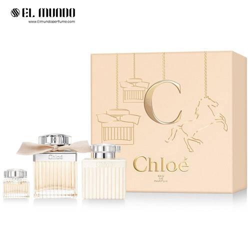 ست عطر ادکلن زنانه کلوهه  Gift Set Chloe Eau de Parfum Chloé