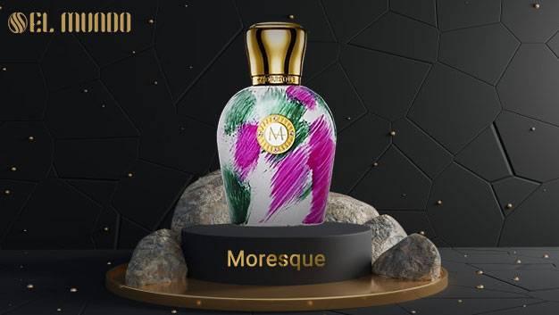 Divina Marchesa Moresque for women and men 50ml 3 - عطر و ادکلن مورسک دیوینیا مارچسا ادوپرفیوم 50 میل Divina Marchesa Moresque
