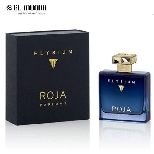 عطر ادکلن مردانه روجا داو داو الیزیوم پور هوم پارفوم کلوژن ادوپرفیوم ۱۰۰ میل Elysium Pour Homme Parfum Cologne Roja Dove