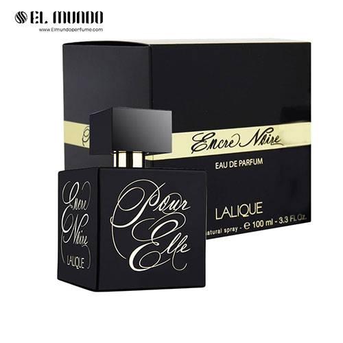 عطر ادکلن زنانه لالیک مشکی – انکر نویر پور اله ادوپرفیوم ۱۰۰ میل Encre Noire Pour Elle Lalique