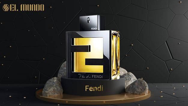 Fan di Fendi pour Homme Fendi for men 100ML 3 - عطر ادکلن مردانه فَندی فندی پور هوم ادوتویلت 10۰ میل Fan di Fendi pour Homme Fendi