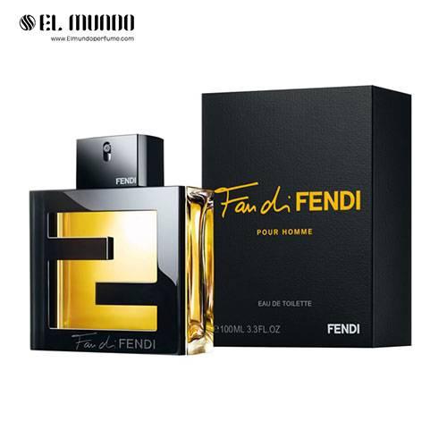 عطر ادکلن مردانه فَندی فندی پور هوم ادوتویلت ۱۰۰ میل Fan di Fendi pour Homme Fendi