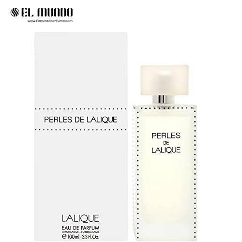عطر ادکلن زنانه لالیک پرلس د لالیک ادوپرفیوم ۱۰۰ میل Perles De Lalique for women