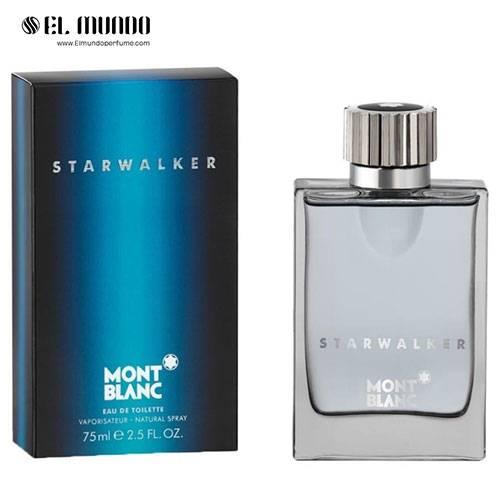 عطر ادکلن مردانه عطر ادکلن مونت بلنک استار والکر ادوتویلت ۷۵ میل Mont Blanc Starwalker