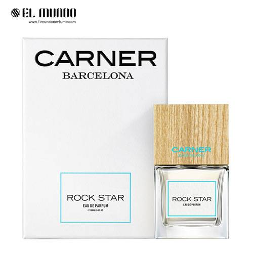 عطر و ادکلن کارنر بارسلونا راک استار ادوپرفیوم ۱۰۰ میل Rock Star Carner Barcelona