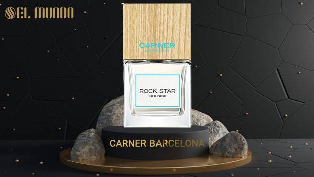 Rock Star Carner Barcelona for women and men 100ml 3 - عطر و ادکلن کارنر بارسلونا راک استار ادوپرفیوم 100 میل Rock Star Carner Barcelona