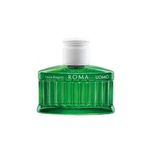 عطر ادکلن مردانه لورا بیاجوتی روما یومو گرین سویینگ ادوتویلت ۷۵ میل Roma Uomo Green Swing Laura Biagiotti